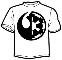 --StarWarsMashup-- Shirt Design by Kylar-ban-Durzo