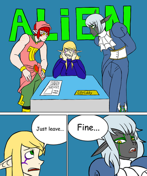 A.L.I.E.N - page 42 (Chapter 2) by FungalZombieX