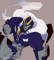 CAPE MONTH DAY 12: Smokescreen (TFP) by IDSTMessenger