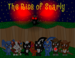 The Rise of Snarly - Cover by HTFCutenessOverload