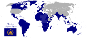 European Imperial Union by Saint-Tepes