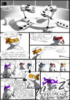TMNT: InterDimensional Page 2 by Anna-LR