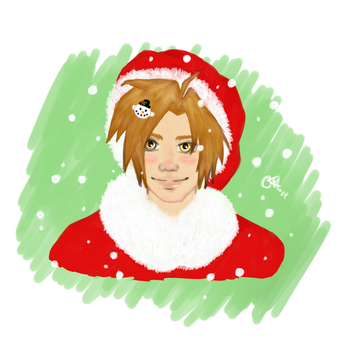 Tis the Season from Al by DriftingFeather