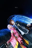 Inori x Shu   Together by vividplus
