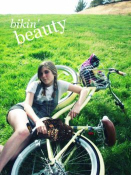 Bikin' Beauty by retroposh