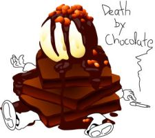 Death by Chocolate by TheOutcast1821