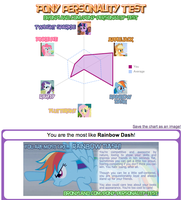 Pony Personality Test Results by InkRose98