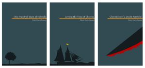 Marquez - book covers. by shutdown