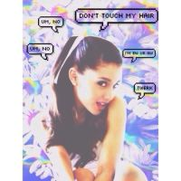 ID/Icon Ariana Grande Tumblr by MyHeartIsStuck