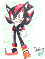 SpecialR .:SHADOW:. by SonicStaryFan