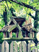 Small house by Pitipoanca