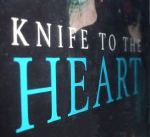 Knife To The Heart +book+ by Oh-life7