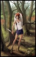Mononoke by Peter-Ortiz