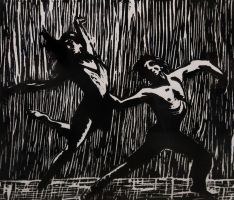 The Dance or The Dancers by alesssmith