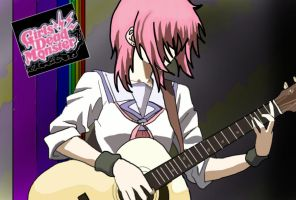 Iwasawa: Brilliant by The5IsSi5lent