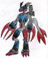 MK 6 Shadow Killer by madmick2299