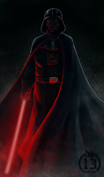Lord Vader by DK13Design