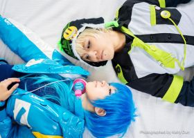 DMMd: Noiz x Aoba by Love-of-Krye