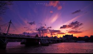 Charing Cross by geckokid