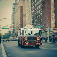 FDNY - New York's Bravest by peterjdejesus