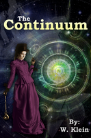 book cover for The Continuum by StarValkyrie