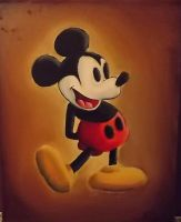Mickey Mouse by Bee-Minor