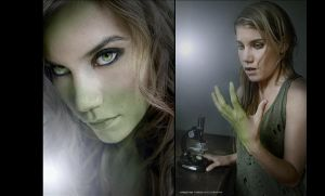The Avengers style Photoshoot - The Hulk by TordaiKrisztina