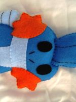 Mudkip Plush Commission by P-isfor-Plushes