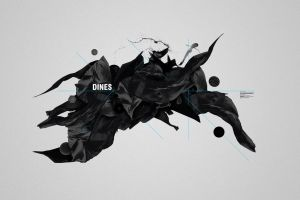 Dines Limited Abstract by Thomas-Austin