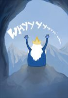Ice King by franz-is-fish