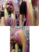 Princess Cadence My Little Pony cosplay wig by KyonkoHizara