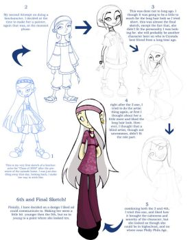 The Early Stages of Crystal by MoostarGazer