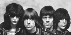 THE RAMONES by JALpix