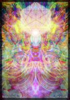 Auric field image for client Ben by MentalAlchemy