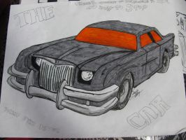 THE CAR by Musaudi