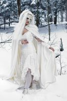 Unicorn Mask Snow 5 by eyefeather-stock