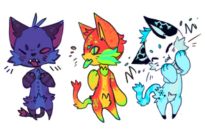 -+Boop Kitty Adopts+- by BleedingColorAdopts