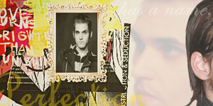 Perfeccion - Mikey Way by AdrenalineM