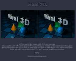 Real 3D View by hellstormde