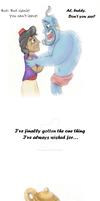 Tribute to Robin Williams by Leilani-Lily