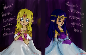albw frozen crossover by YerBlues99