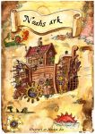 Noahs ark book cover by HaakonLie