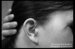 Cartilage after tragus by TheAutoholic