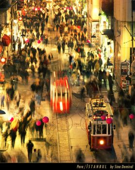 All About ISTANBUL No:10 by sinademiral