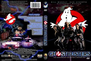 Ghostbusters DVD Cover A by YoshioKun13