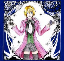 Alois Trancy by IrinaMartis