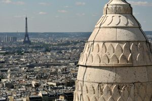 View from Sacre Couer 1 by wildplaces