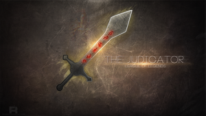 LoL - The Judicator Wallpaper by xRazerxD