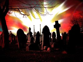 The Graveyard by gmey