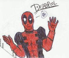 Deadpool by PandaCookie013
